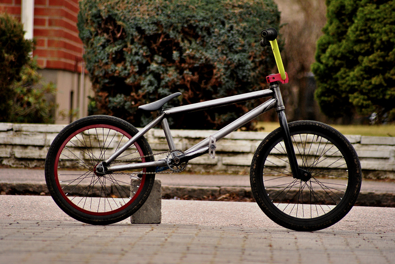 Fit Flow, for flow riders