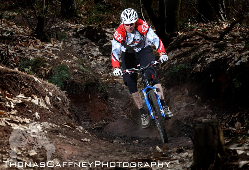 XC training with Steve Peat