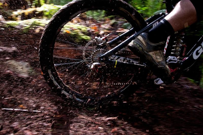 Dunbar Cycles Tire Test