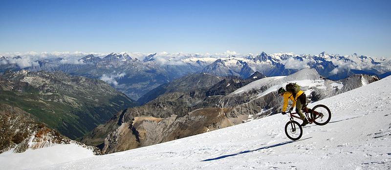 Trip to the alpine region near Zermatt, July 2009