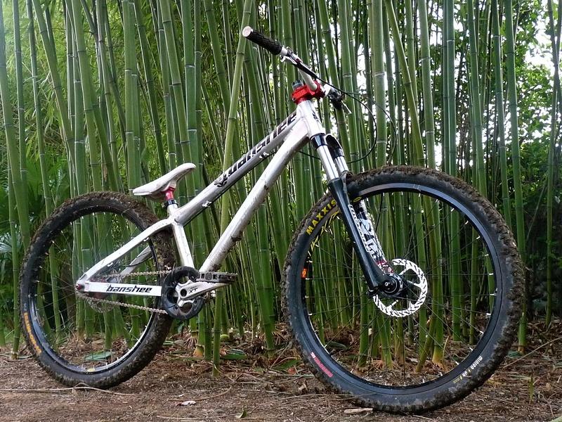 Banshee amp 8), 'love this bike !