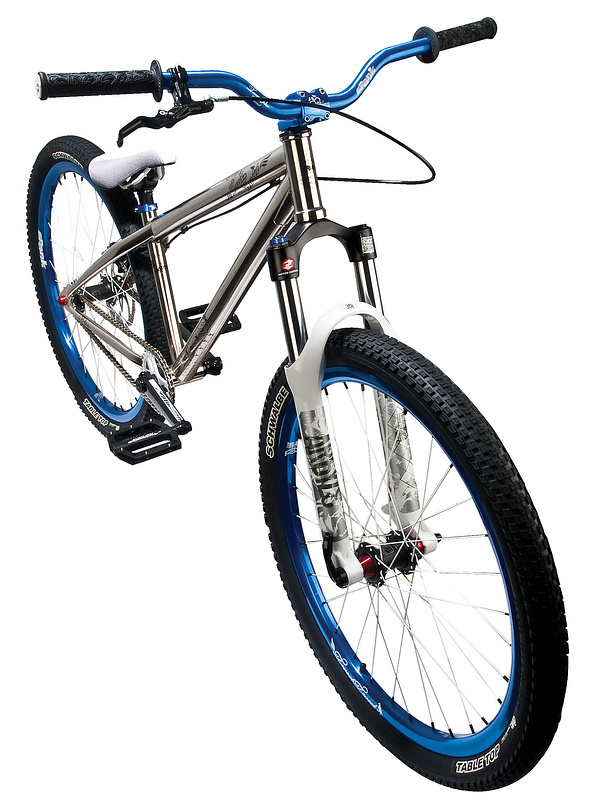 For a full spec sheet on this bike check out: http://campofchampions.com/theCamp/thebikes/spank.aspx