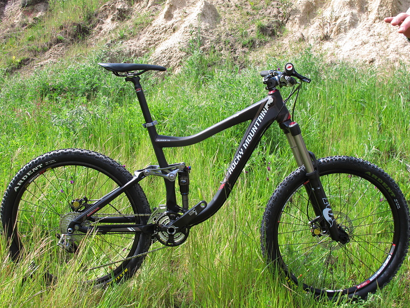 2011 Rocky Moutain Slayer 70