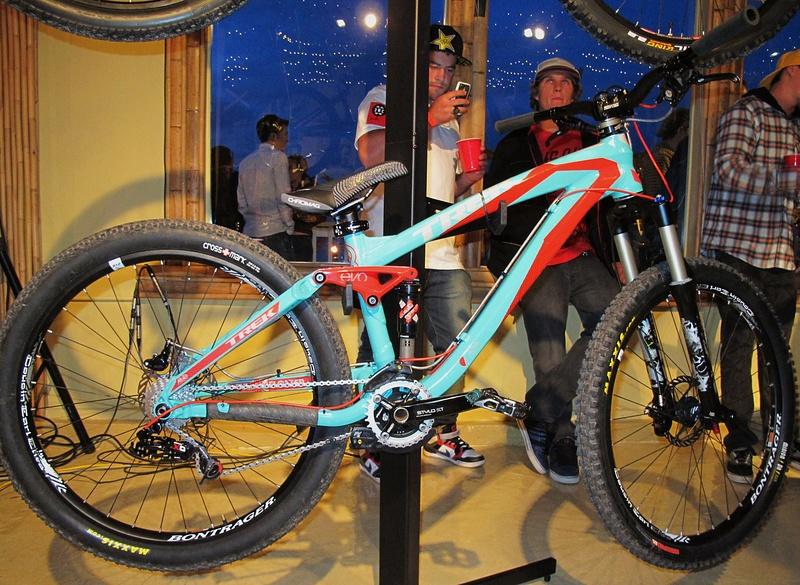 Semenuk's SS bike