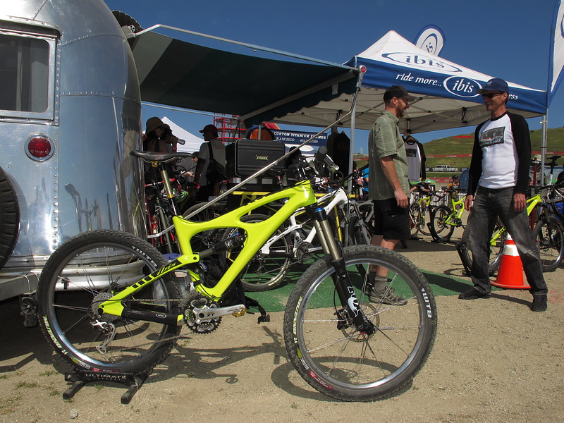 Pics from Day 3 of the Sea Otter Classic 2010 - Ibis Mojo HD