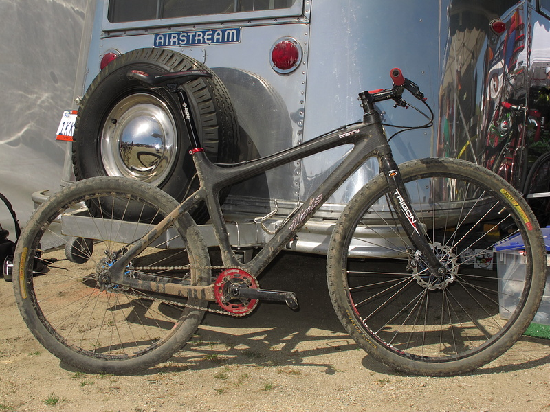 Pics from Day 3 of the Sea Otter Classic 2010 - 17.2 lbs Tranny