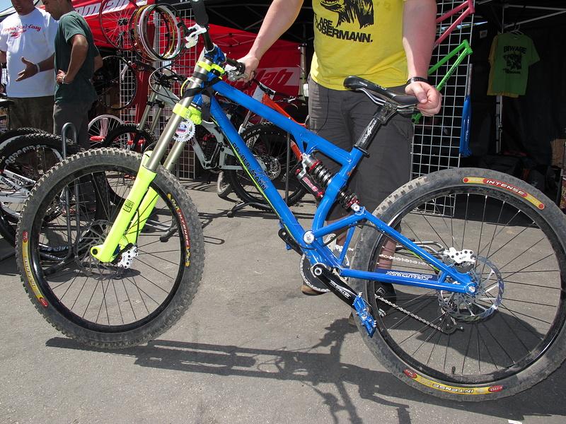 Dobermann Stella DH bike