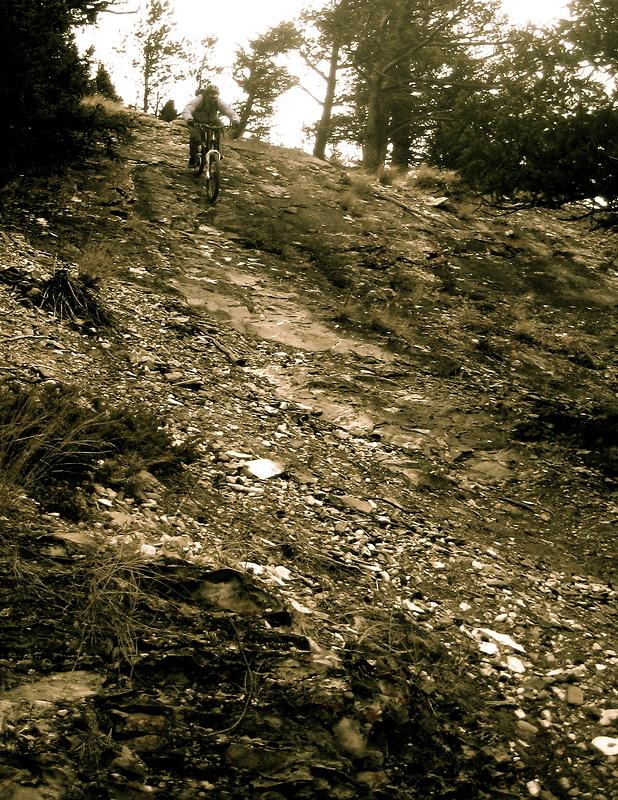 spring rock riding