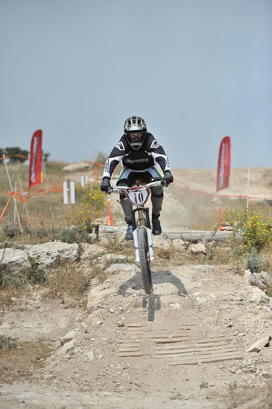 Andreas 2nd place - Men