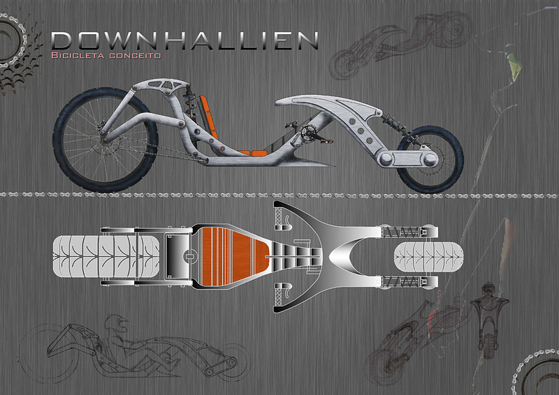 This is a concept bike, please vote in my project on site