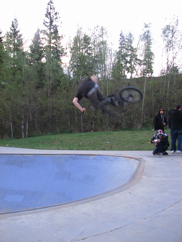 180 air from the bowl