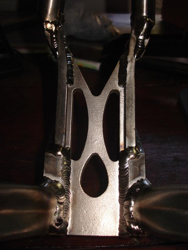 beautiful welds!