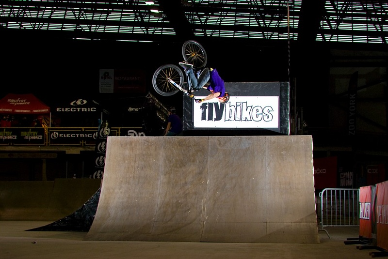 One of the biggest skatepark events in Central Europe. MTB Pro category dominated by Dartmoor riders: 1. Szaman (Cody), 2. Thomas Zejda (Cody), 3. Szamanek (Two4Player), 5. Maro (Cody).