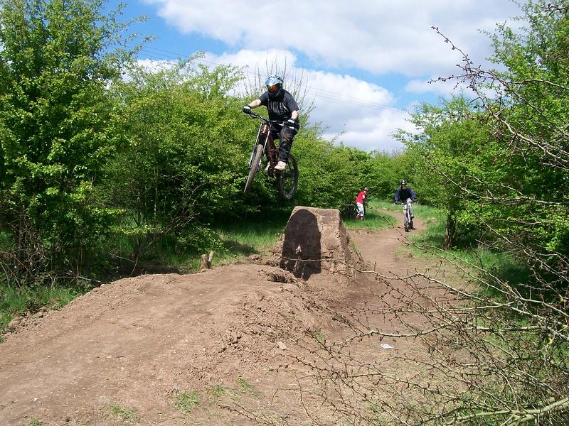 kona hill stunts