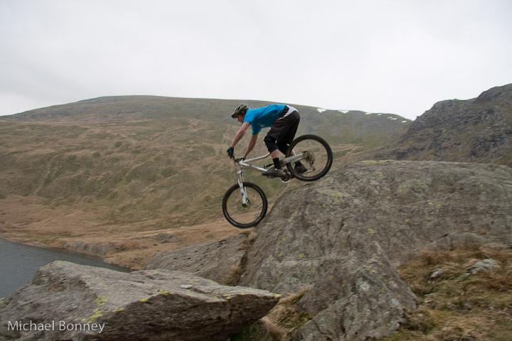 Rowan Owning the rocks