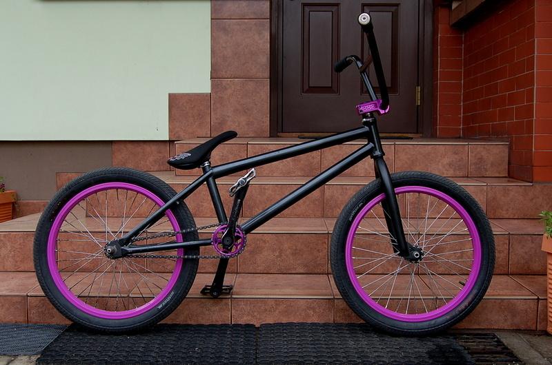 my bike :*