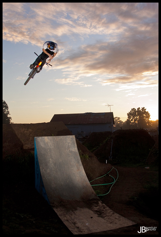 Sick Truckdriver from a few months ago! Loving the sun setting in the background!