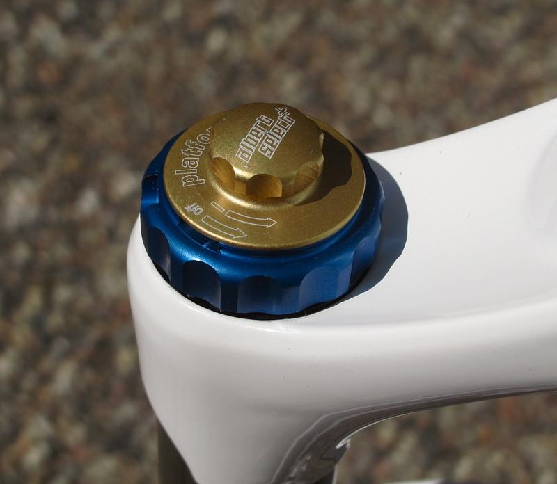 Anodized aluminum dials