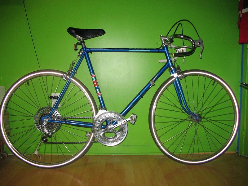 04d212fbe99 Post your Classic/Retro Road Bike - Pinkbike Forum