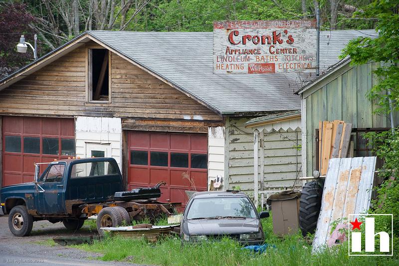 Cronk's Appliance center, welcome to Plattekill Mountain.