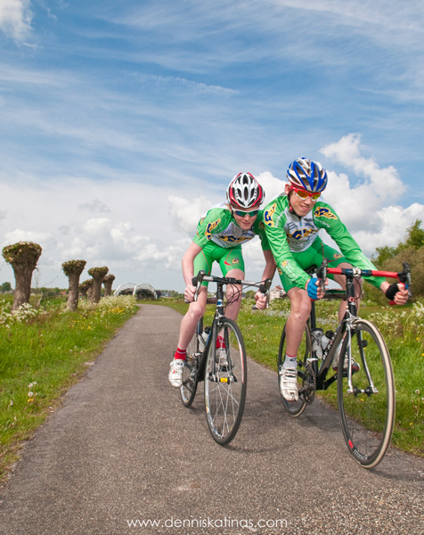 Fast covershoot on the road bikes!