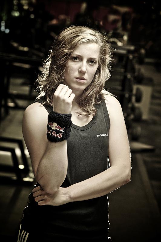 Rachel Atherton - California, 2010