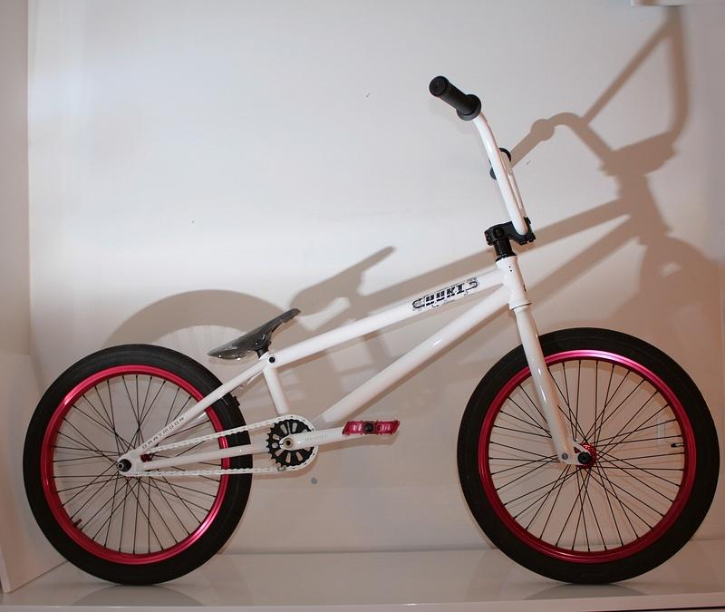 My new bike, Dartmoor Yuki !