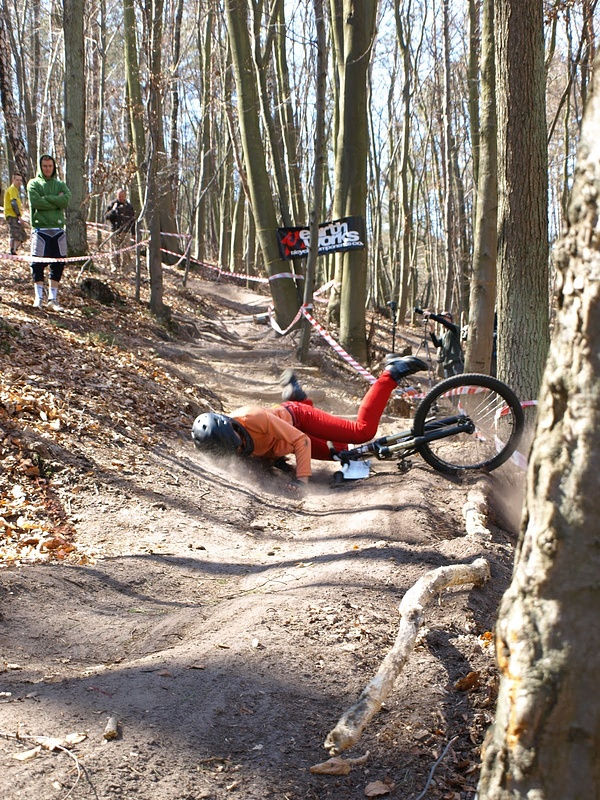 Little crash ;)