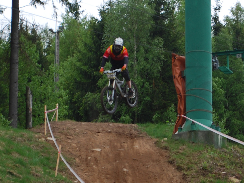 Swedish Cup Nr.1 in Vallasen Bikepark.