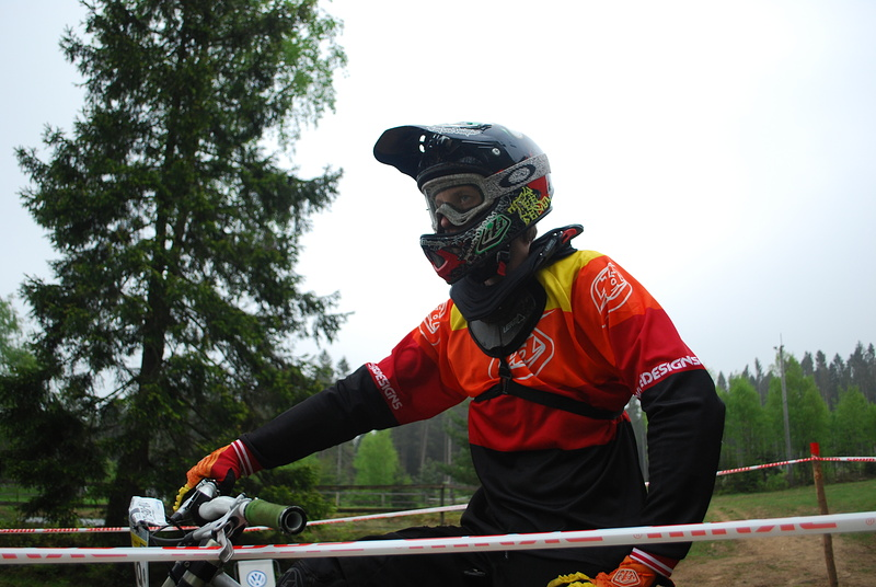 Swedish Cup Nr.1 in Vallasen Bikepark.