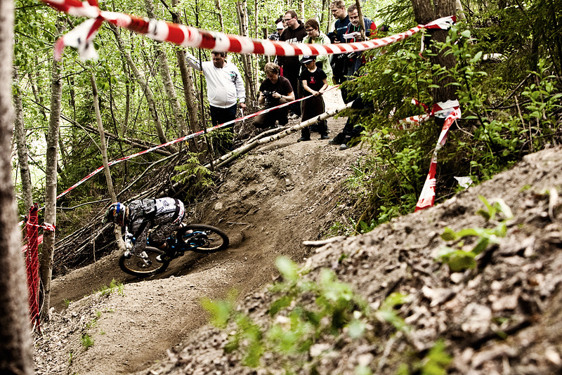 Finnish national dh-cup 1/6 Laajavuori.
