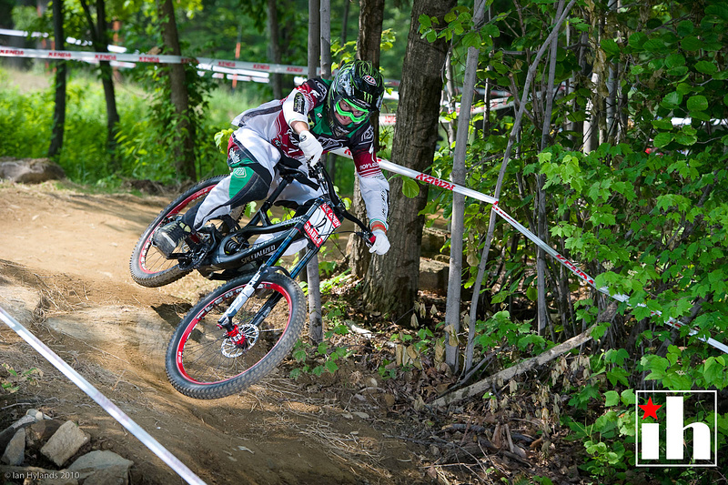 US Open DH Practice