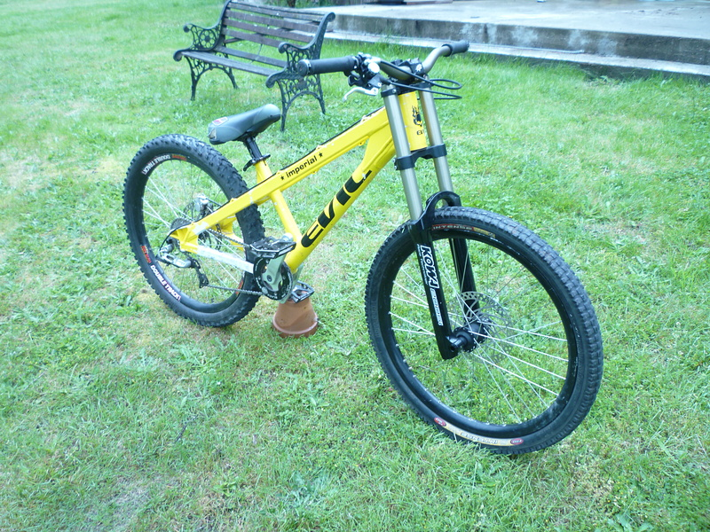 Pinkbike Buy Sell >> Evil Imperial No Fork For Sale