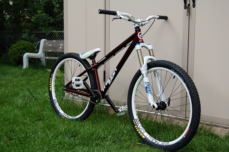 My Bike (TRANSITION TRAIL OR PARK)