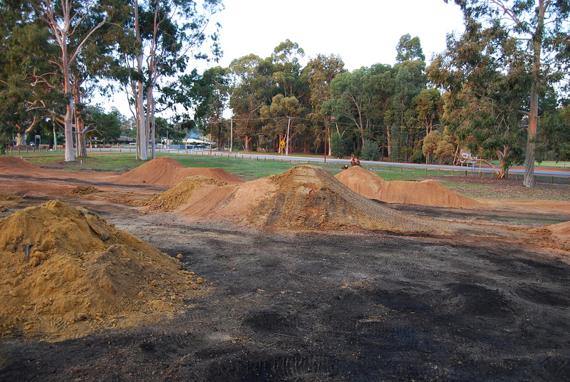 none at Chidlow Dirt Jumps in Perth, Australia - photo by ...