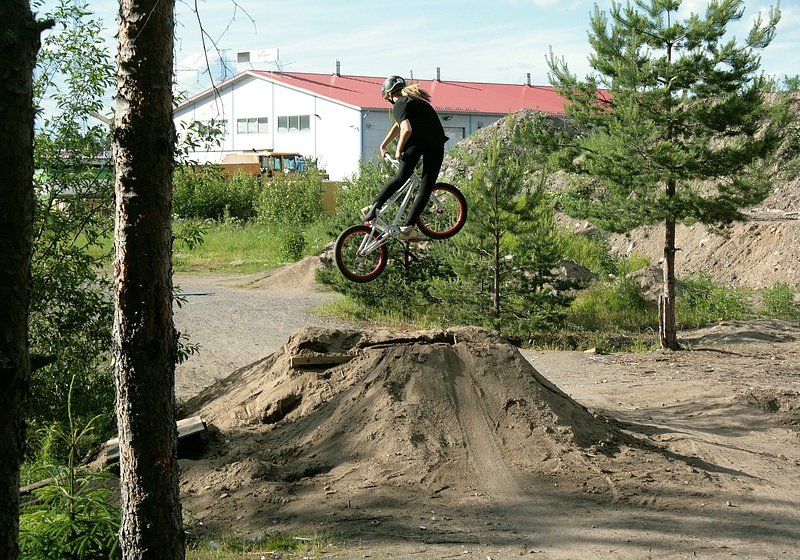 Some turndown trying..
