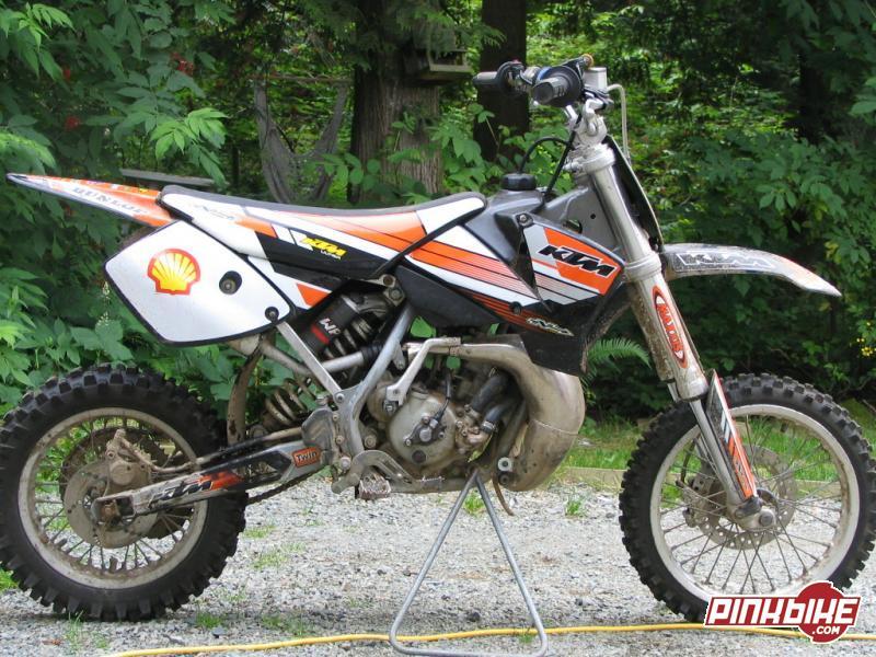Bikes Online Canada >> 2002 65cc ktm dirt bike for sale For Sale