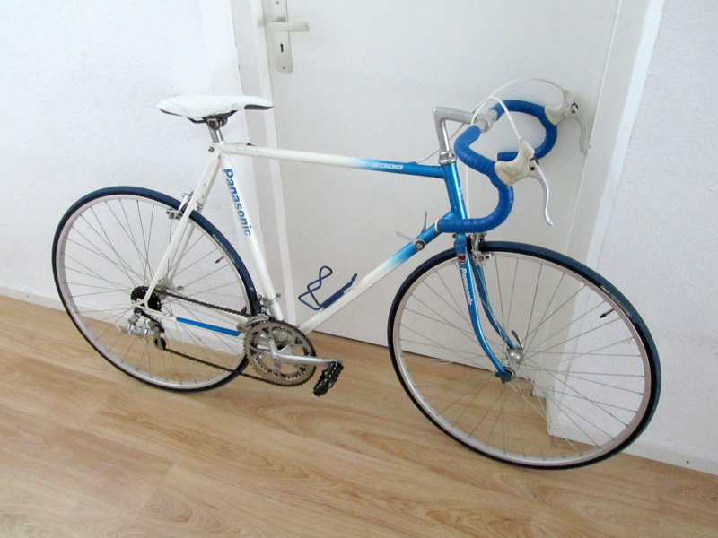 45bacfd5b69 Post your Classic/Retro Road Bike - Page 5 - Pinkbike Forum