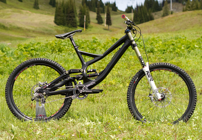 2011 Specialized Demo 8 Exclusive Pinkbike