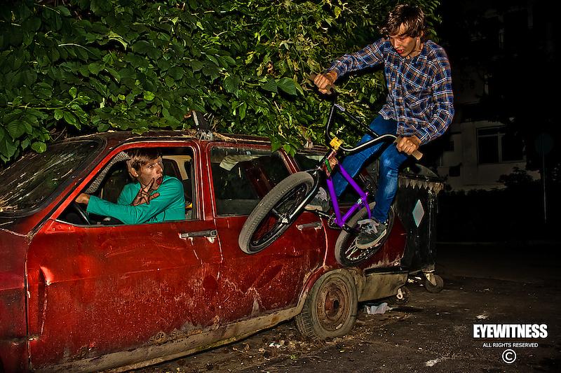 CarRide(Dacia Ride)