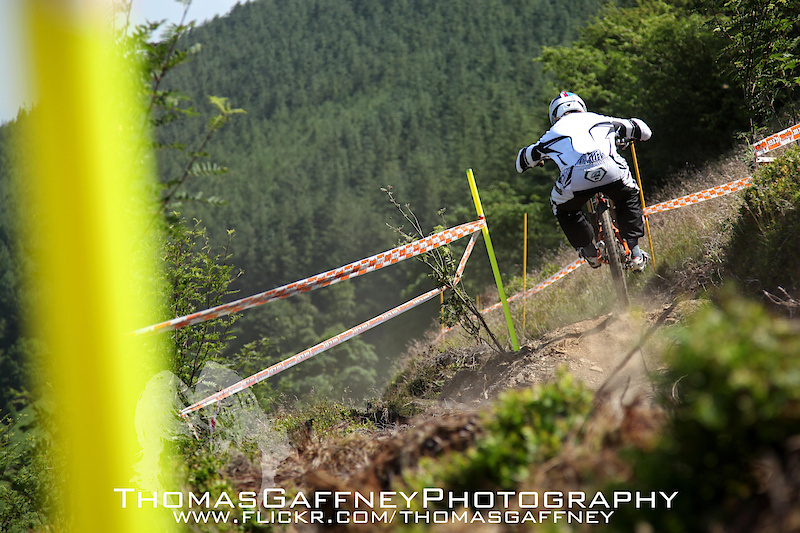 Racing the 3rd round of the BDS at Llangollen.  www.flickr.com/thomasgaffney