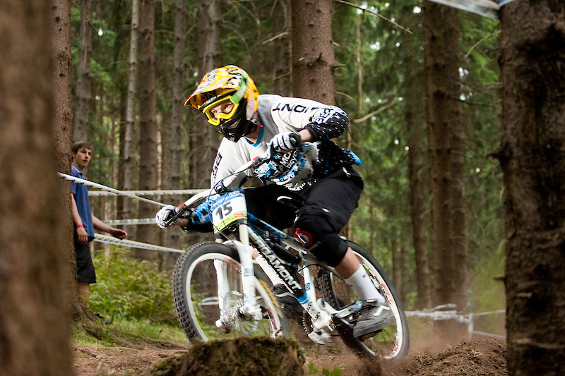 2010 European Downhill Cup.  Pictures kindly provided by iXS Sport Division.