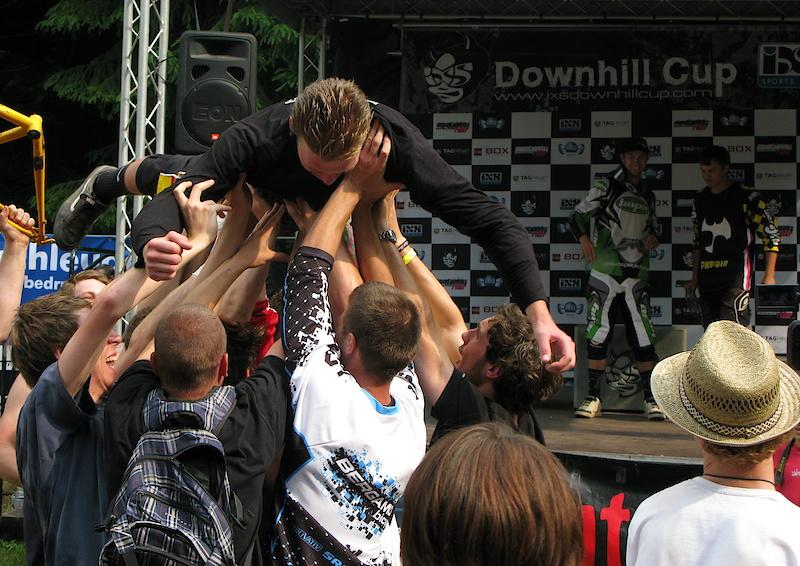 2010 European Downhill Cup. Pics by Alasdair MacLennan.