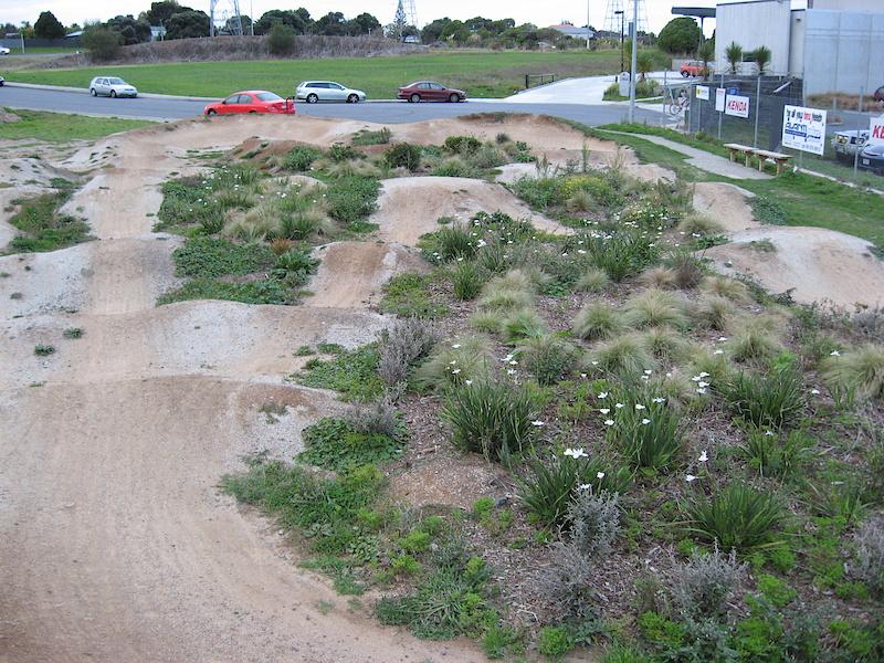ABD pump track