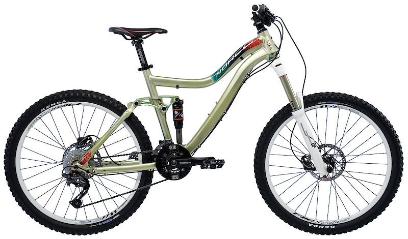 2011 Norco Vixa - $2835USD, $3100CDN, Avail. Oct.