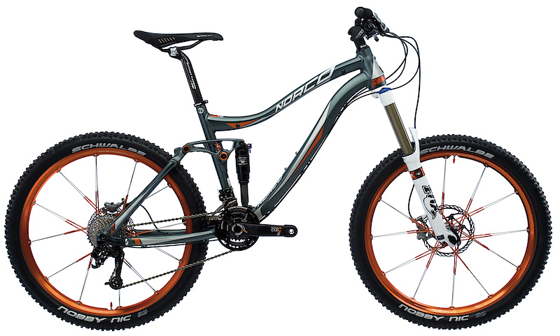 2011 Norco Range SE - top in the line