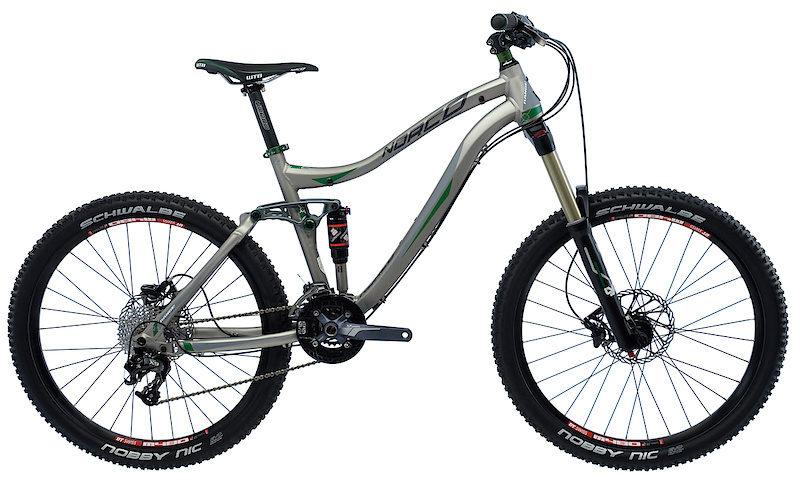 2011 Norco Range 2 - $3365USD, $3650CDN, Avail. Oct.