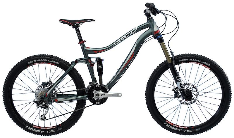 2011 Norco Range 1 - $4580USD, $5000CDN, Avail. Oct.