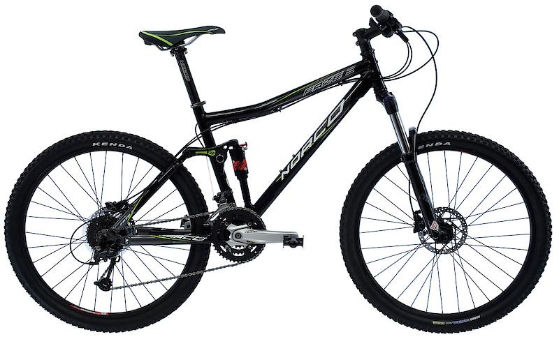 2011 Norco Faze 3 - $1250USD, $1375CDN Avail. Nov.