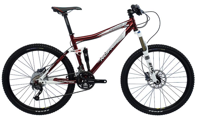 2011 Norco Faze 2 - $2075USD, $2250CDN Avail. Nov.